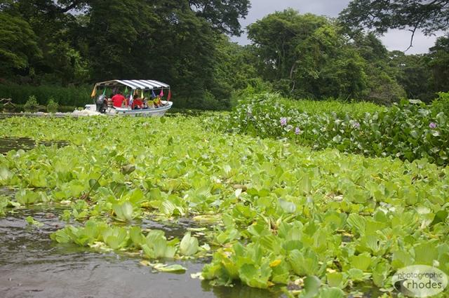Beautiful boat ride on Lake Nicaragua