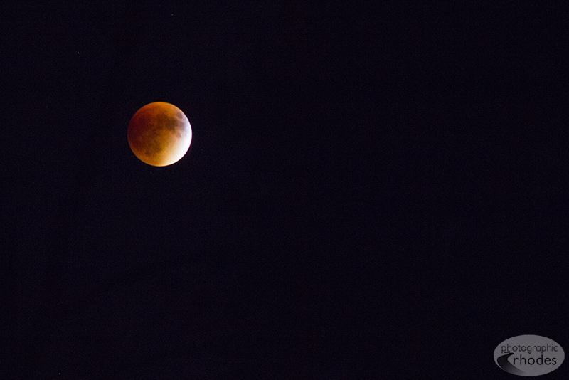 Supermoon Lunar Eclipse (3/3)